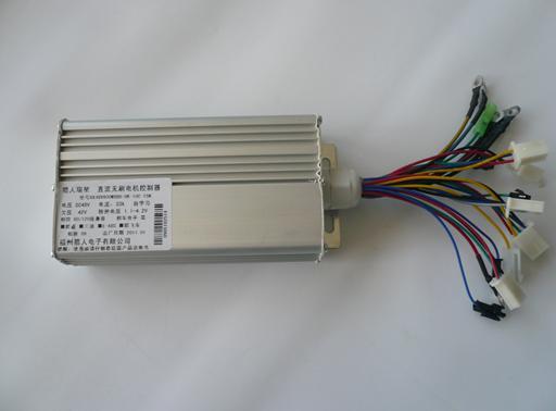 60v800w无霍尔无刷电动车控制器